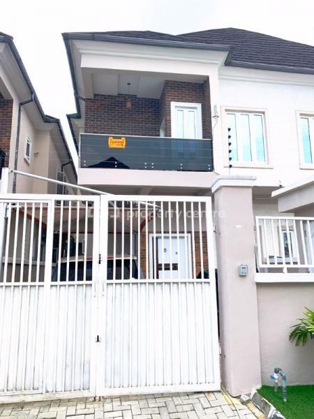 Fully Furnished 4 Bedroom Semi Detached Duplex, Ikota Villa Estate, Lekki, Lagos, Semi-detached Duplex for Rent