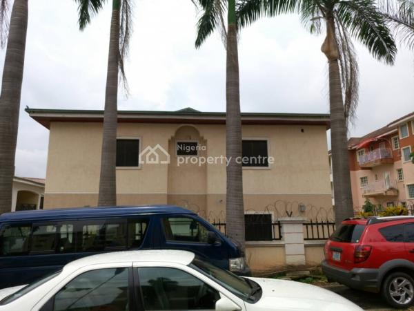 Block of 4 Units of 3 Bedroom Flats-each with Bq, Near Old Cbn Building, Area 2, Garki, Abuja, Block of Flats for Sale