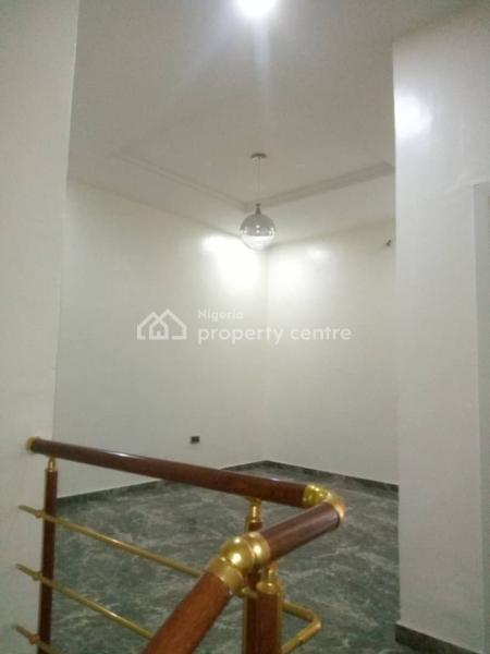 Modern 4 Bedroom Terrace Duplex in a Serviced Estate, Lafiaji, Lekki, Lagos, Terraced Duplex for Rent