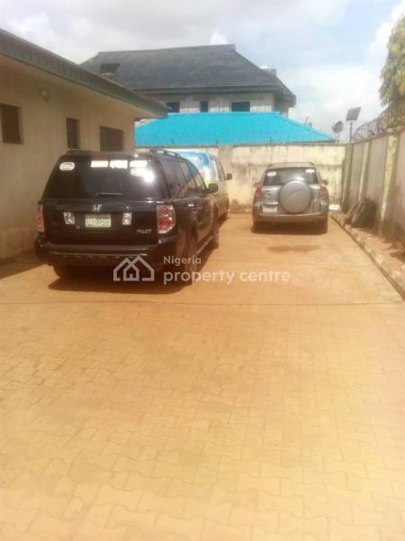 2 No 3 Bedroom Flats, Baruwa Estate, Ipaja, Lagos, Block of Flats for Sale