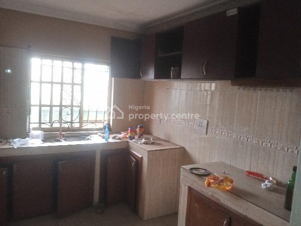 Clean Renovated 3 Bedroom Flat, Baruwa, Ipaja, Lagos, Flat for Rent