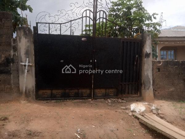 Decent Mini Flat Setback on a Full Plot of Land, New London Estate, Baruwa, Ipaja, Lagos, Mini Flat for Sale