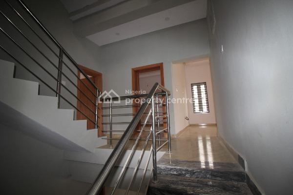 Brand New 5-bedroom Detached House with a Room Servant Quarter, Behind Romay Garden Estate, Ilasan, Lekki, Lagos, Detached Duplex for Sale