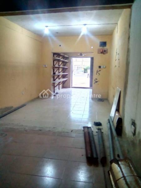 Shop Facing Express, Eputu Facing Express, Eputu, Ibeju Lekki, Lagos, Shop for Rent