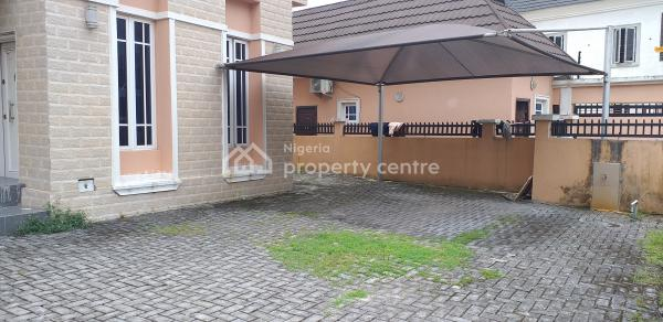 a Very Classic 4 Bedrooms Duplex with a Bq, Agungi, Lekki, Lagos, Detached Duplex for Rent