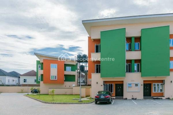 4 Bedroom  Flat, Osapa, Lekki, Lagos, Block of Flats for Sale
