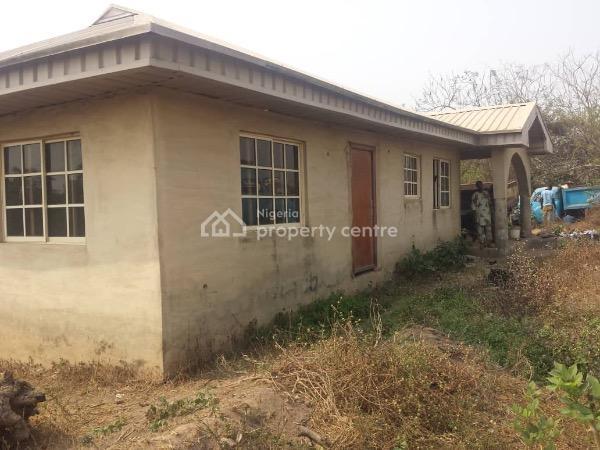 4 Bedroom Detached Bungalow Lying on 507 Sq M, Alafara, Jericho, Ibadan, Oyo, Detached Bungalow for Sale