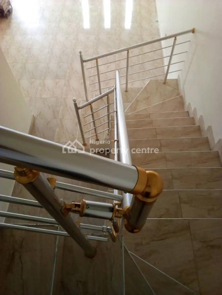 Brand New Well Furnished 4 Bedroom Semi Detached Duplex, Thomas Estate, Ajah, Lagos, Semi-detached Duplex for Sale