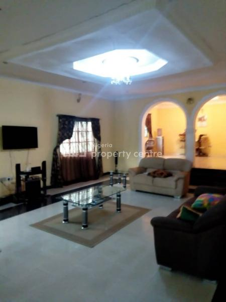4 Bedroom Bungalow, Ikolaba Estate, New Bodija, Ibadan, Oyo, Detached Bungalow for Sale