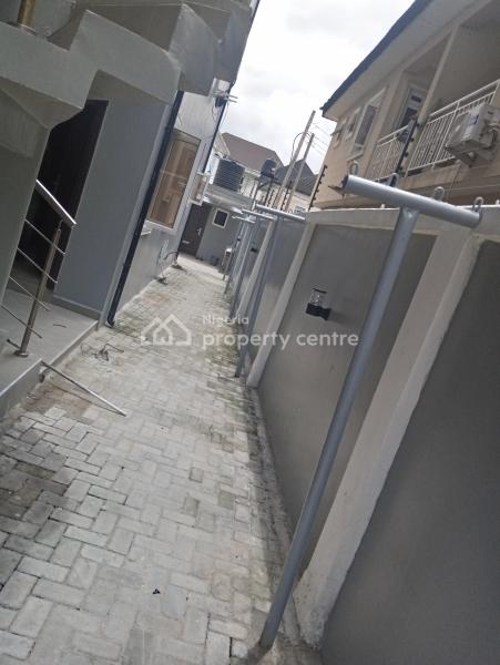 a Newly Built and Portable Bq with Space to Cook, Towards Shoprite, Osapa, Lekki, Lagos, Self Contained (single Rooms) for Rent