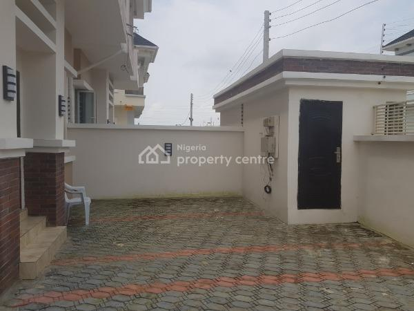 Luxury and Nicely Finished 4 Bedroom Semi- Detached House with Boys Quarter, Thomas Estate, Ajah, Lagos, Semi-detached Duplex for Sale