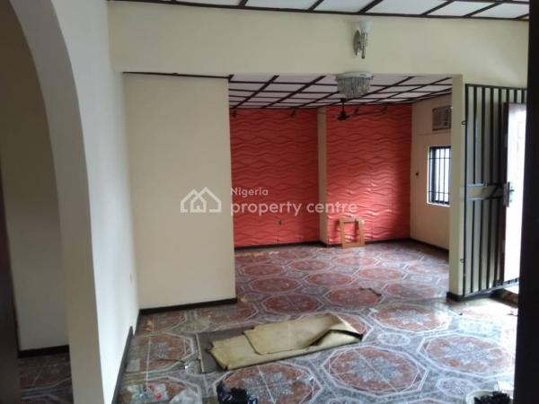 a Well Finish 4 Bedroom Bungalow, Housing Estate, Rumuibekwe, Port Harcourt, Rivers, Detached Duplex for Rent