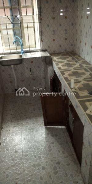 Newly Built 2 Bedroom Flat at Community Street    All Round Tiles Very Decent Apartment Water, Community Str Off Raji Rasaq Road Iyana, Alimosho, Lagos, Flat for Rent