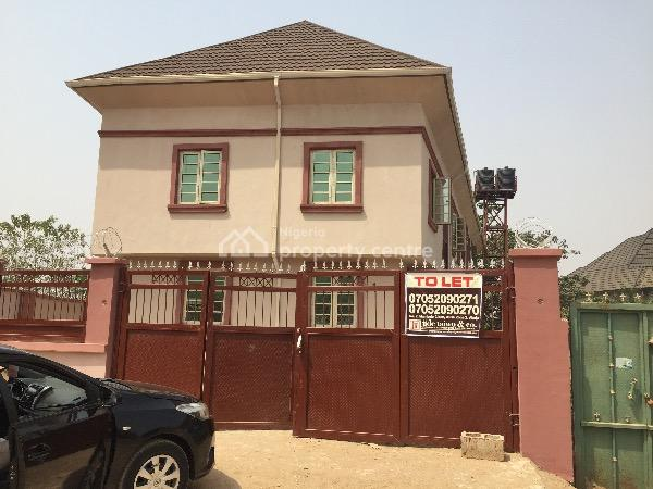 a Brand New Block of Two Bedroom Flat, E Extension, Apo, Abuja, Mini Flat for Rent