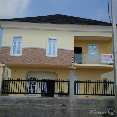 Exotic 5 Bedroom Detached Duplex With Boys Quarters , Lekki, Lagos, 5 Bedroom House For Sale