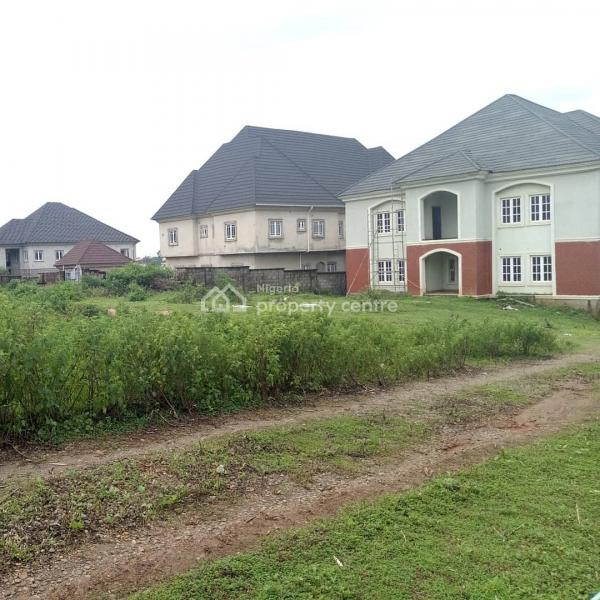 a Nicely Situated Corner Piece Plot. Buy, Build, and Live, Paradise Hills, Guzape District, Abuja, Residential Land for Sale