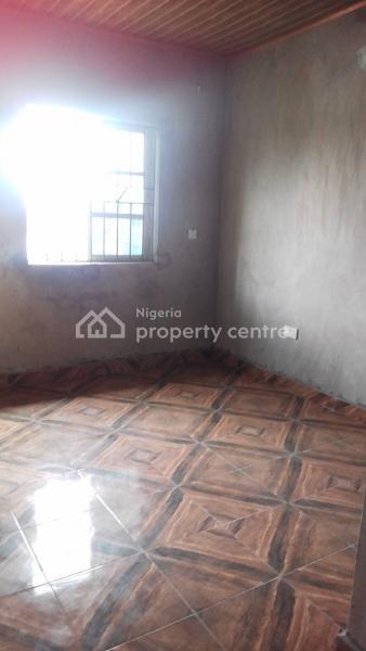 a Newly Built 2 Bedroom Flat, Off Abule Ijesha Yaba, Fola Agoro, Yaba, Lagos, Flat for Rent