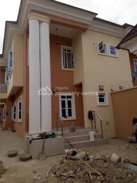 Newly Built 3 Bedroom Duplex, Dideolu Court, Ogba, Ikeja, Lagos, Detached Duplex for Rent