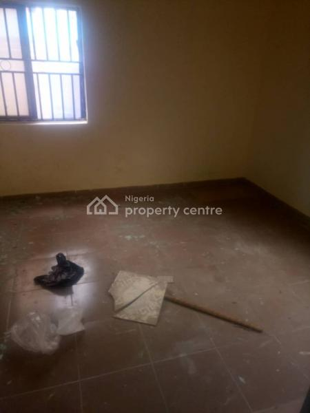 Decent 3 Bedroom Flat, Off Iju Road, Fagba, Agege, Lagos, Flat for Rent