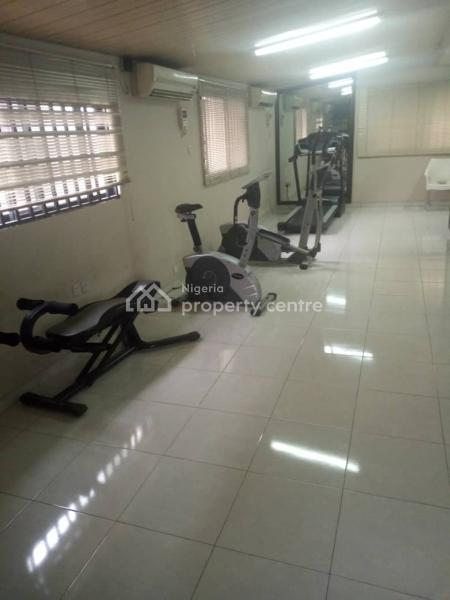 Serviced 3 Bedroom Flat, Victoria Island (vi), Lagos, Flat for Rent