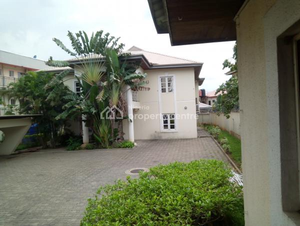 Luxury 7 Bedroom Duplex + 3 Rooms Bq, 12m per Annum Now Acceptable, Wuse 2, Abuja, Detached Duplex for Rent