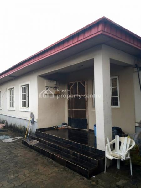 4 Bedroom Fully Detached Duplex, Unilag Estate, Ikotun, Lagos, Detached Bungalow for Sale