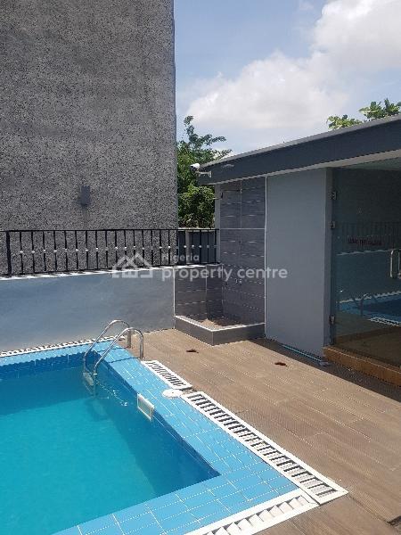 Brand New 4 Bedroom Terraced, Osborne, Ikoyi, Lagos, Terraced Duplex for Rent