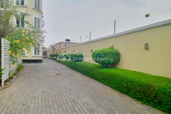 Furnished 2 Bedroom Apartment, Parkview, Ikoyi, Lagos, Flat for Rent