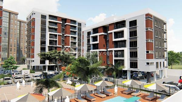 Empire Residences I : Luxury 3 Bedrooms Apartment Plus Maids Room, Water Corporation Drive, Off Ligali Ayorinde, Victoria Island (vi), Lagos, Flat for Sale