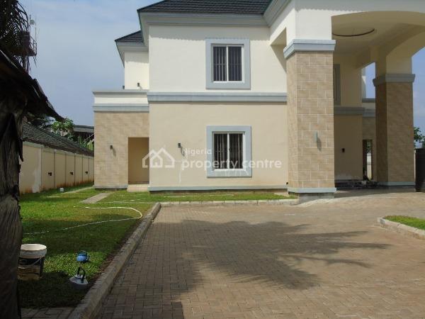 6 Bedroom Detached House, Off Boudillon Road, Ikoyi, Lagos, Detached Duplex for Rent
