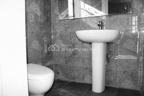 Newly Built 4 Bedroom Terraced Duplex, Ochid Road, Lafiaji, Lekki, Lagos, Terraced Duplex for Rent