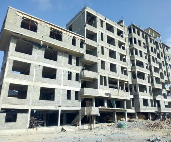 4 Bedrooms Flat, Osapa, Lekki, Lagos, Block of Flats for Sale