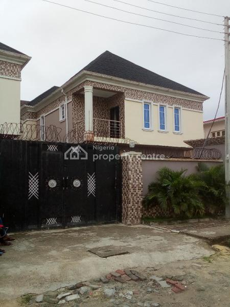 4 Bedrooms Fully Detached Duplex with a Bq, Shortly After The Second Toll Gate, Ikota Villa Estate, Lekki, Lagos, Detached Duplex for Rent