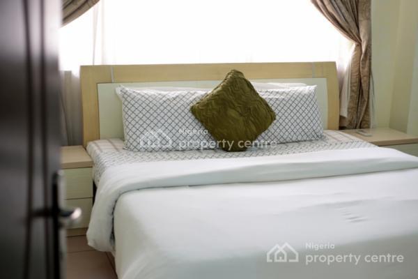 a Super Luxury One Bedroom Flat [mini Flat] with Excellent Facilities, Aisha Palace, Embu Street, Off Aminu Kano Crescent, Wuse 2, Abuja, Wuse 2, Abuja, Flat Short Let
