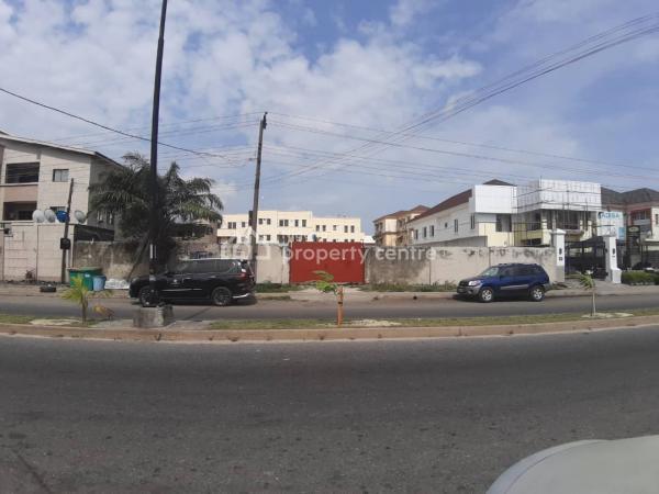 for Sale;  Land Measuring 1000sqm, Admiralty Road, Lekki Phase 1, Lekki, Lagos, Land for Sale