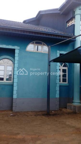 Nice 2 Different Detached Storey Building of 5 Bedroom Flat, Aboru Iyana Ipaja, Ipaja, Lagos, House for Sale