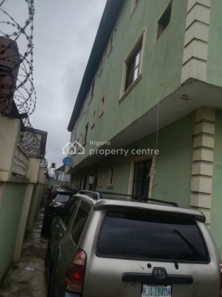 a Block of 6 Nos of 3 Bedrroom Flat with All Rooms Ensuite in an Estate, an Estate in Oke-ira,, Ogba, Ikeja, Lagos, Block of Flats for Sale