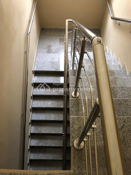 For Rent: Brand New Serviced 3bedroom Flat With A Room Bq At Ikate