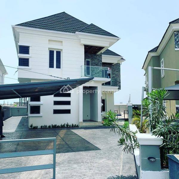 Executive 5 Bedroom Detached Duplex with Swimming Pool, Lekki County Homes, Lekki, Lagos, Detached Duplex for Sale