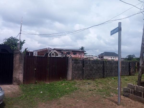 Full Plot of Land (fenced with Gate), Rafatu Adams Street Off Lasu - Iba Expressway, Obadore, Akesan,, Igando, Ikotun, Lagos, Residential Land for Sale