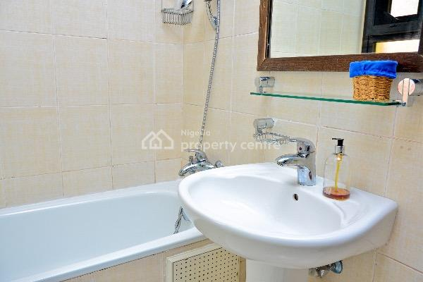 4 Bedroom Fully Serviced Apartment with a Swimming Pool, Ocean Parade Towers, Banana Island, Ikoyi, Lagos, Mini Flat for Rent