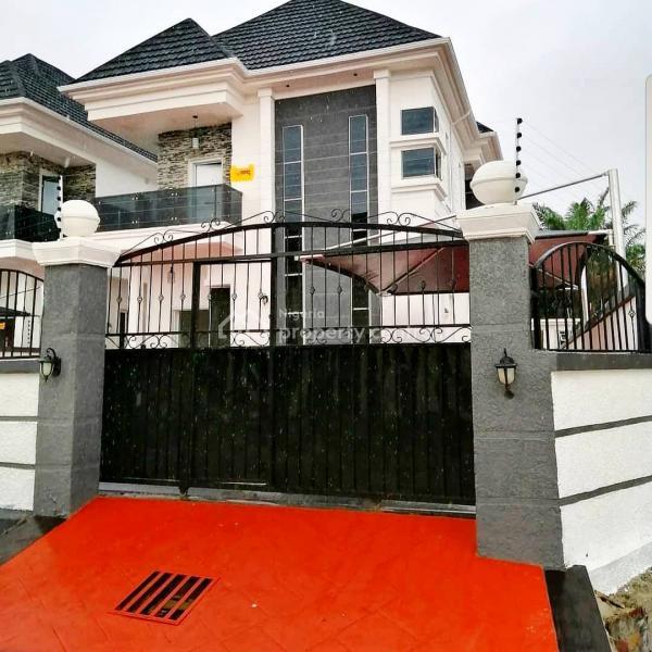 for Sale; 5 Bedroom Fully Detached Luxury Duplex with a Bq, Ikota, Lekki, Lagos, Detached Duplex for Rent