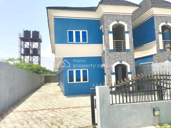 Atican Beach View Estate Land; Top Notch Luxury Estate with Functional Facilities and Perfect Location and Title, Okun-ajah, Miami of Lagos, Off Abraham Adesanya Road. Close Proximity to Vgc, Abraham Adesanya Estate, Atican Beach Etc., Ajah, Lagos, Semi-detached Duplex for Sale