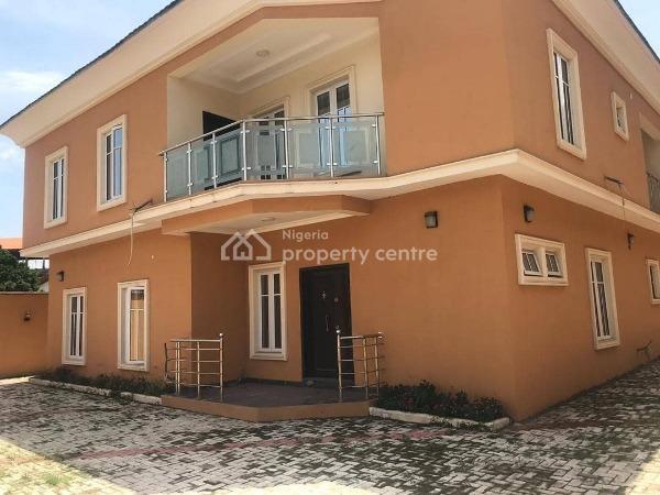 Brand New 5 Bedroom Detached Duplex with 2 Room Bq, Adeniyi Jones, Ikeja, Lagos, Detached Duplex for Sale