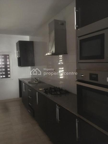 Fully Serviced 3 Bedroom Apartment, Chevron, Lekki, Lagos, Flat for Rent