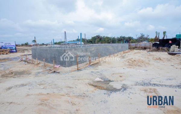 Lavadia 2 Bedroom Terraced, Ogombo, Road, Abraham Adesanya Estate, Ajah, Lagos, Block of Flats for Sale