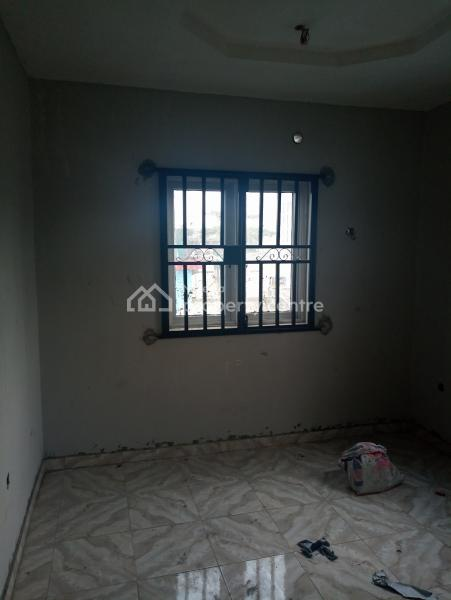 Lovely Newly Built 2 Bedroom Flat with Pop, Off Commercial Avenue, Sabo, Yaba, Lagos, Flat for Rent