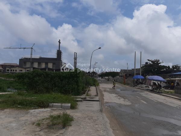 700sqm Land, 5 Seconds of Admiralty Way Behind Ebeano Super Market, Lekki Phase 1, Lekki, Lagos, Mixed-use Land for Sale