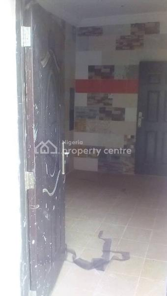 Brand New 3 Bedroom Flat with All Rooms Ensure, Visitors Toilet, Fitted Kitchen with Cabinet, Modern Wardrobes, Pop, Water Heat, Prime Estate, Ojodu, Lagos, Flat for Sale