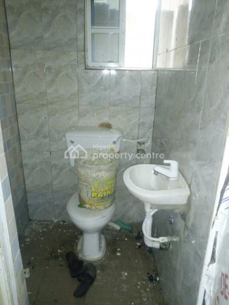 a Newly Built Roomself Contained, Off Abeokuta Street, Ebute Metta East, Yaba, Lagos, Self Contained (single Rooms) for Rent